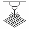 laser drilling for micro drilling perforations & holes on metal