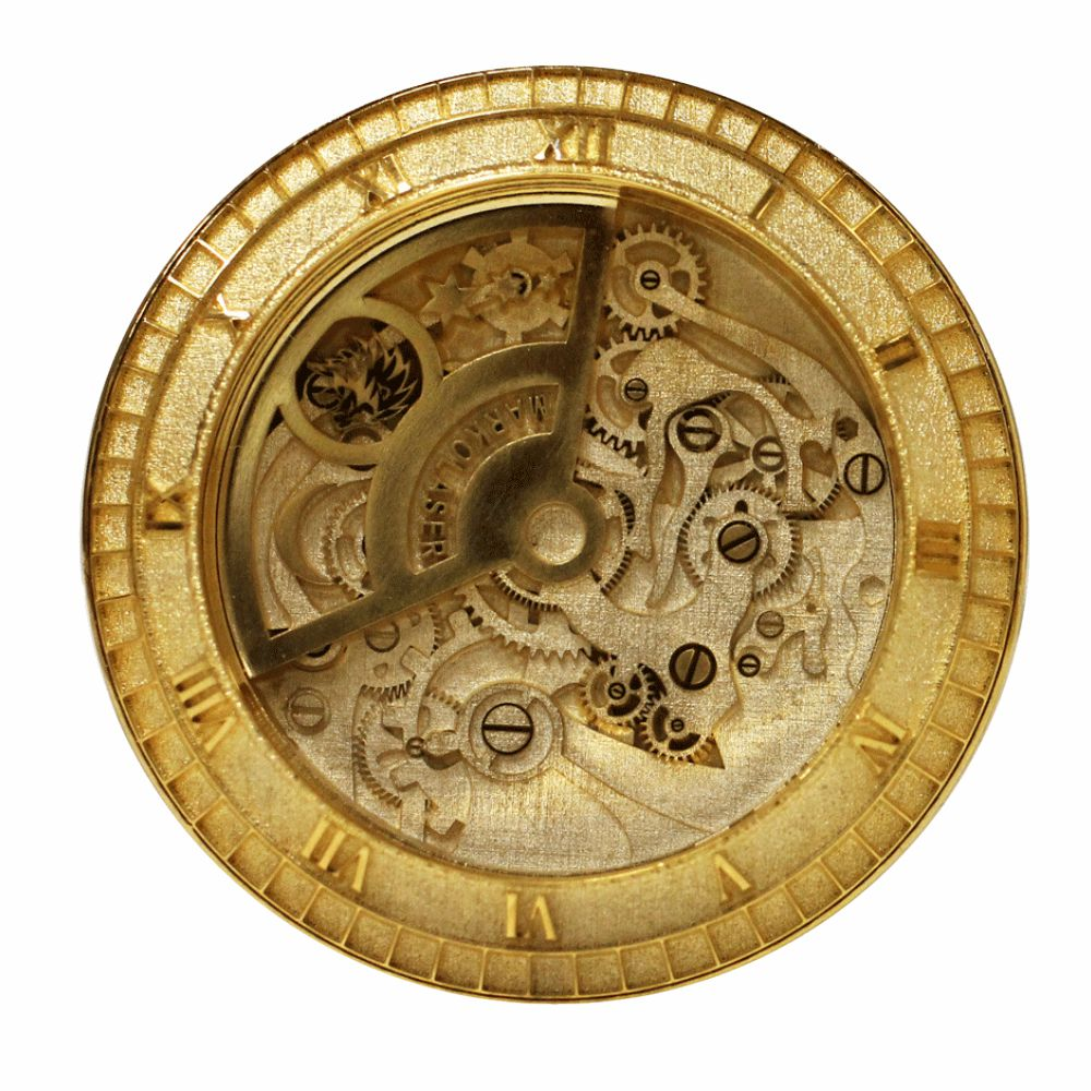 watch dials deep engraving