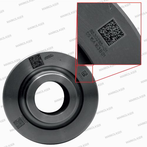 SSerial number marking on bearings