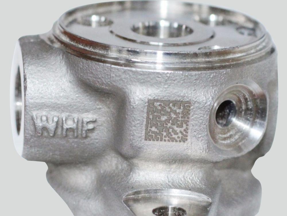 DPM on Automotive gear