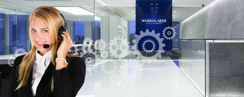 Markolaser experts service