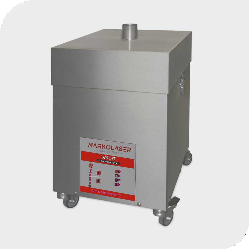 Smart Fume Extractor