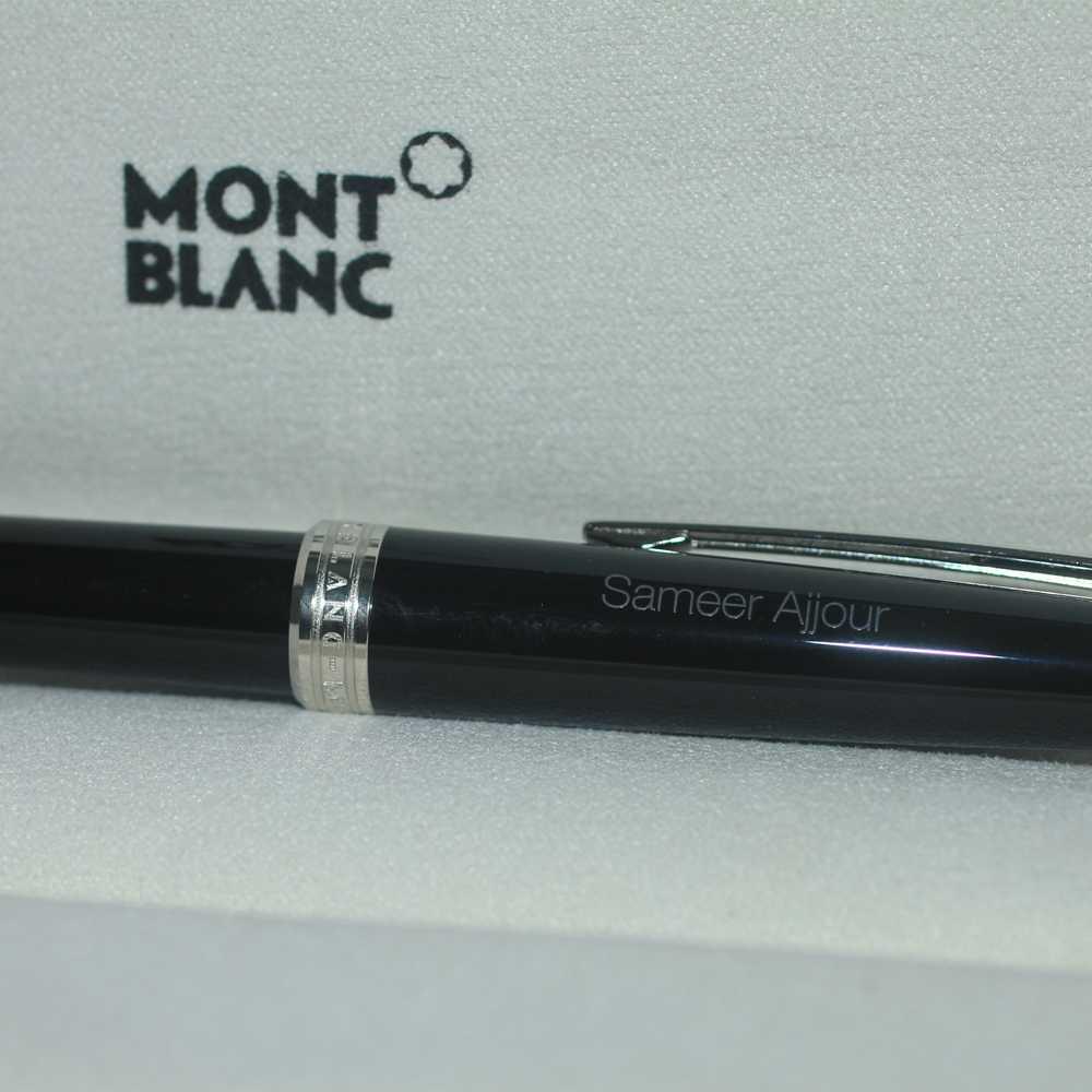 Mont Black Pen